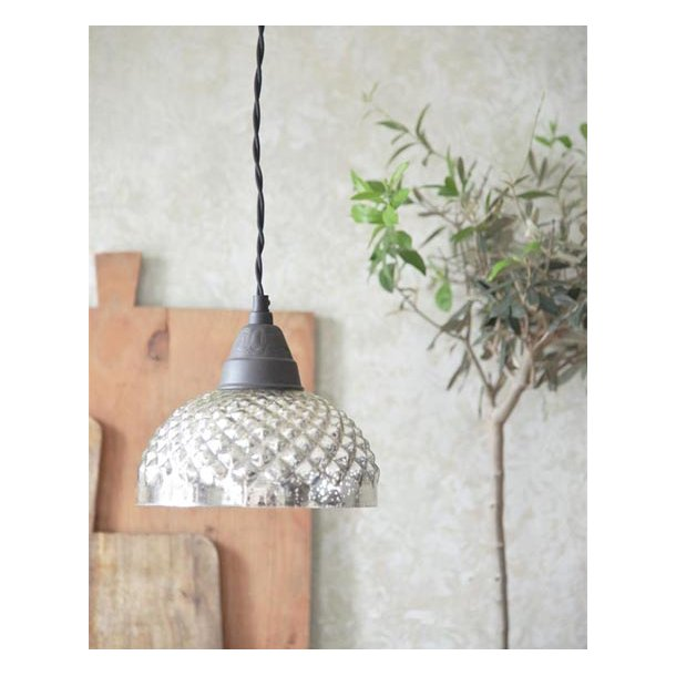 Hængelampe/pendel m/fattigmandsskærm - ø16 cm